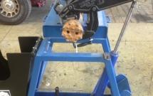 Drill Rod Bench